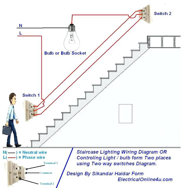 Zt 3188 To Wire A Two Way Switch Diagram 1 Gang 2 Way Switch Wiring Diagram 2 Wiring Diagram