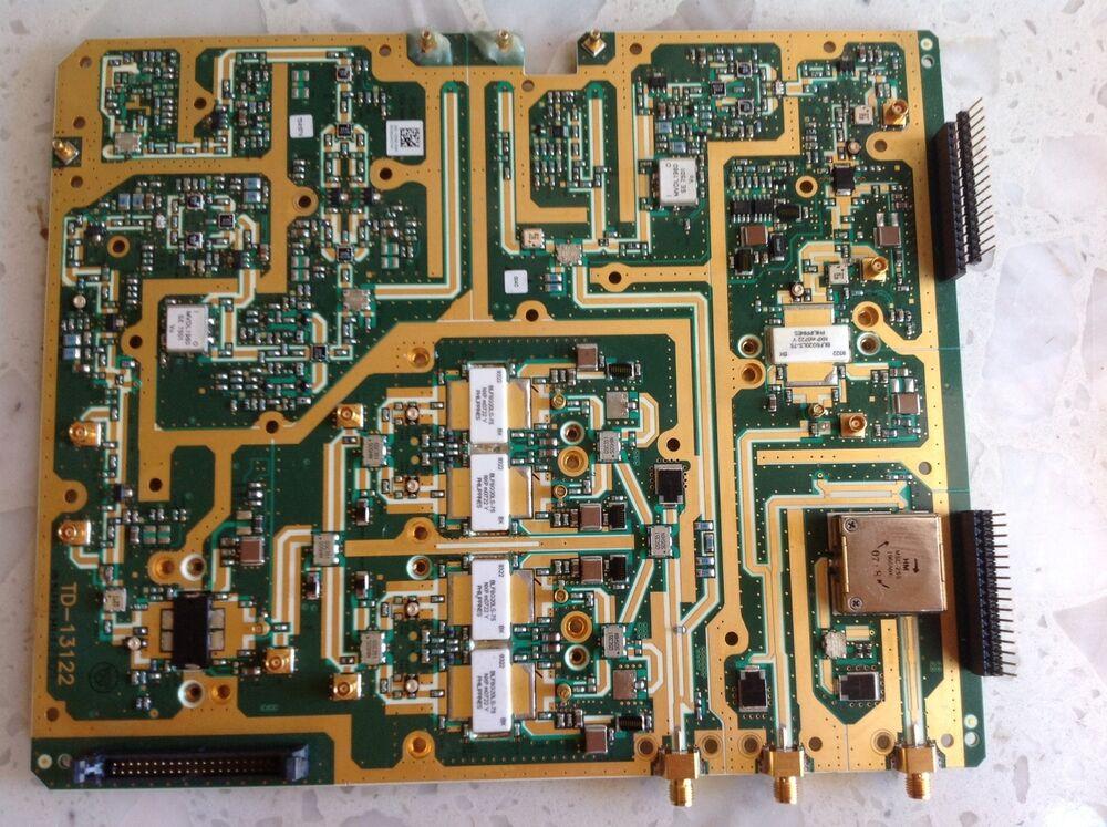 Superb Powerwave Cca 500 10559 Pcb W Rf Power Ampl Gold Recover Board Ebay Wiring Cloud Rineaidewilluminateatxorg