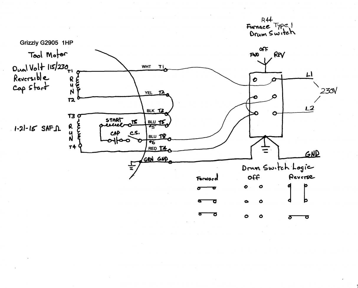MM_4506] Forward Reverse Motor Switch Wiring Diagram Likewise South Bend  Lathe Wiring DiagramRine Oxyl Heli Mill Impa Penghe Hapolo Mohammedshrine Librar Wiring 101