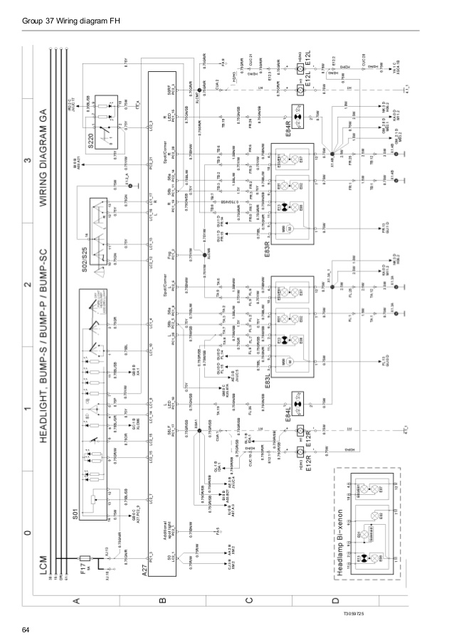 Fh Type Wiring Diagram - Fiat Wiring Diagram for Wiring Diagram SchematicsWiring Diagram Schematics