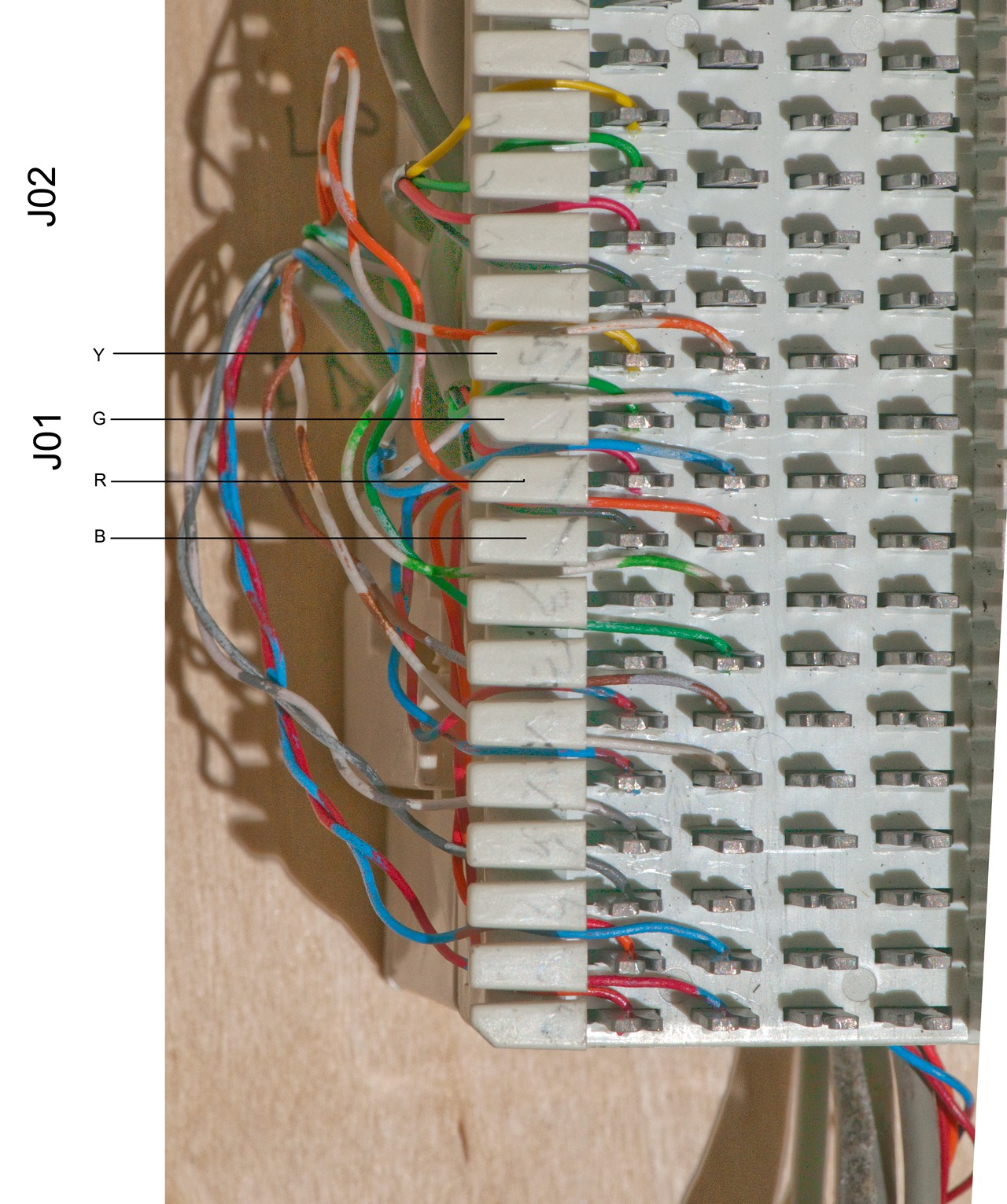 66 Block Wiring Diagram 25 Pair from static-assets.imageservice.cloud