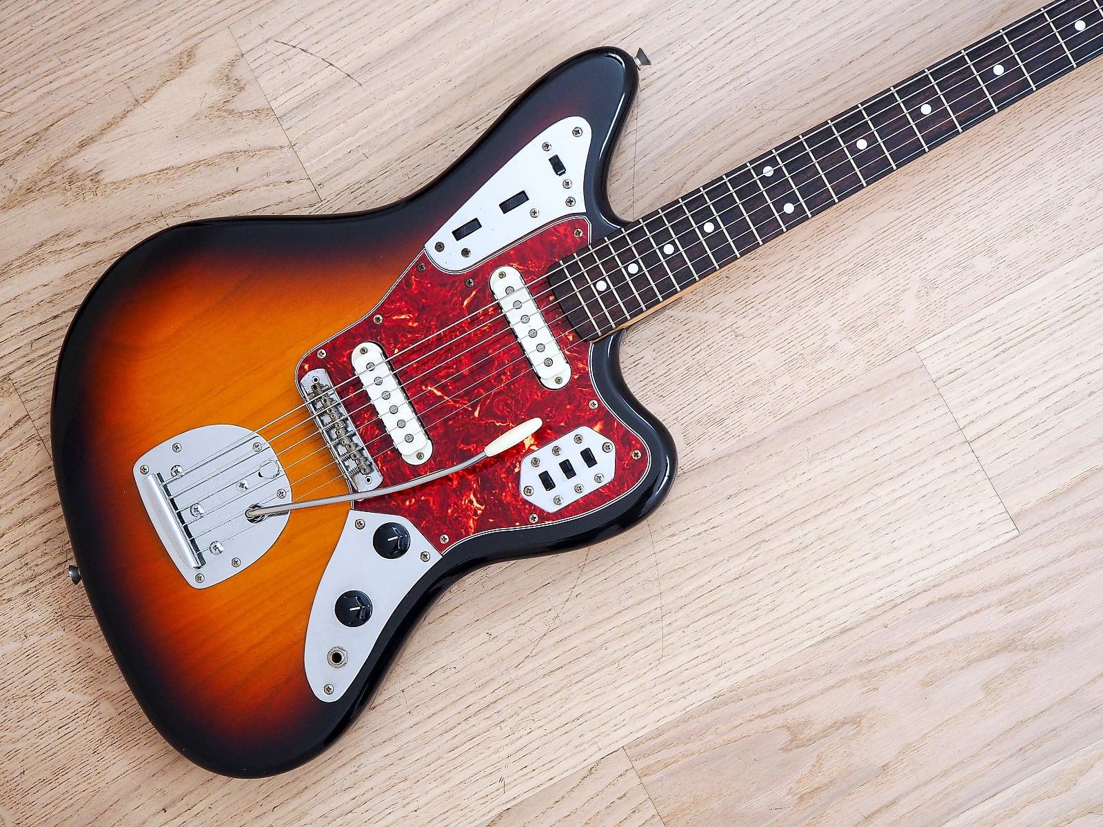 YG_9951] Guitar Fender Japan Jaguar Jg66 Electric Guitar Electric Guitar  Fender Free Diagram