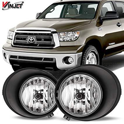 Fantastic Amazon Com Winjet Fits 07 13 Toyota Tundra Oe Fog Lights Lens Full Wiring Cloud Faunaidewilluminateatxorg