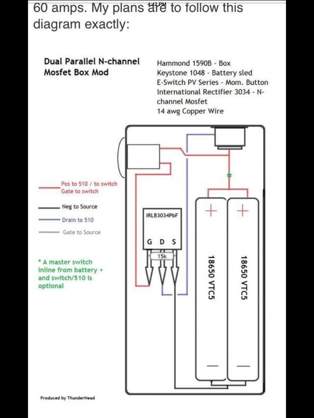 Astonishing Batteries In Series Wiring Diagram Also Mod Box Wiring Diagram Wiring Cloud Xortanetembamohammedshrineorg