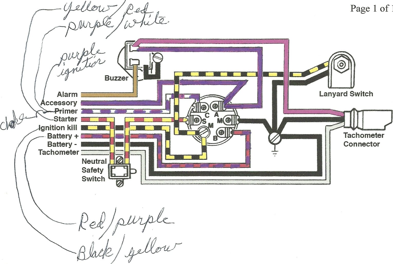 Evinrude 150 Wiring Diagram Seven Pin Wiring Harness Ezgobattery Ati Loro Jeanjaures37 Fr