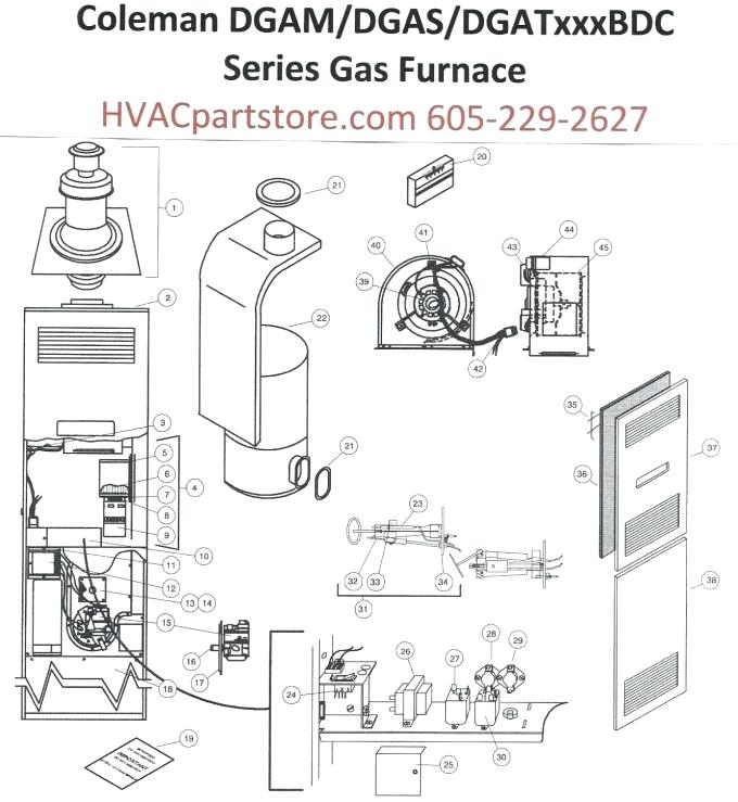 Miller Gas Furnace Wiring Diagram
