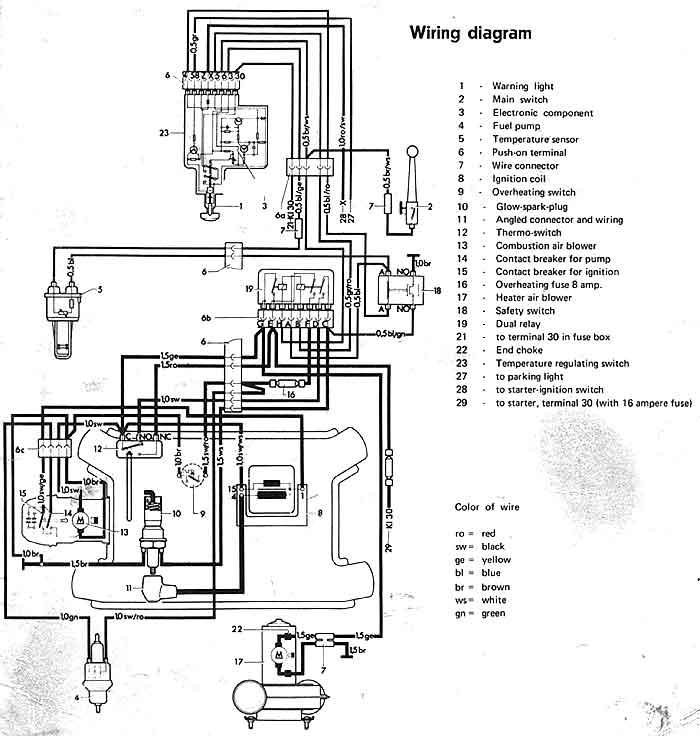 Gr 2267 Point Fuel Injection Spfi System Electric Fuel Pump Autozonecom Free Diagram