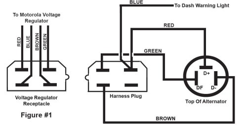 4 Wire Voltage Regulator Diagram Wiring A Meter Begeboy Wiring Diagram Source