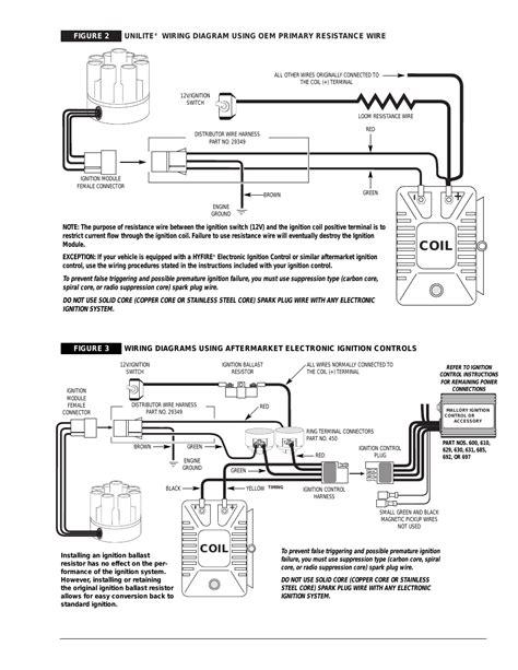 Sensational Mallory Unilite Dist Wiring Diagram Mallory Wiring Diagram Unilite Wiring Cloud Dulfrecoveryedborg