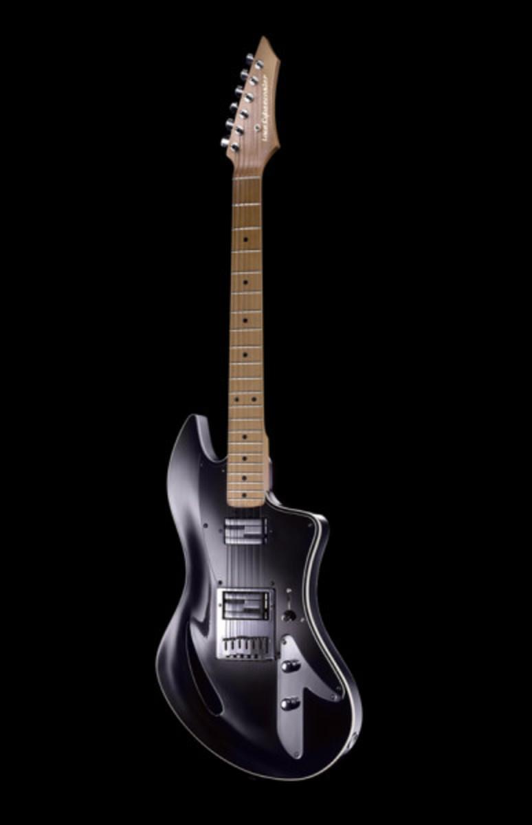 Excellent Lace Cybercaster Elan Guitar Black Lace Guitarplayer Com Wiring Cloud Licukshollocom