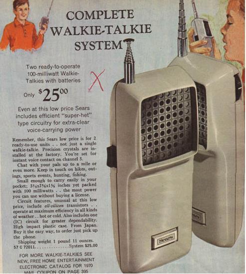 Fabulous Unlicensed 27 Mhz Walkie Talkie History Onetuberadio Com Wiring Cloud Cranvenetmohammedshrineorg