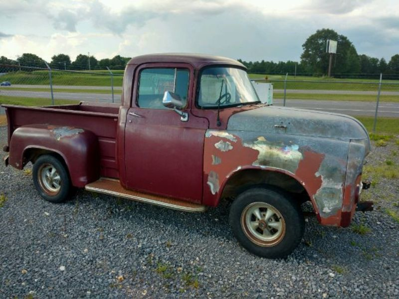 Outstanding 1955 Dodge Pickup For Sale In Cadillac Michigan Old Car Online Wiring Cloud Genionhyedimohammedshrineorg