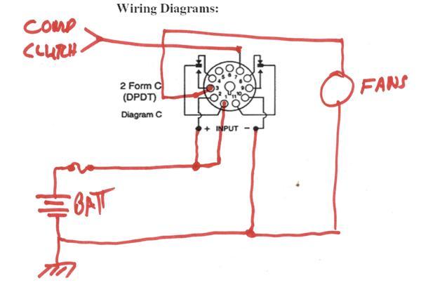 Fantastic Dayton Relay Wiring Diagram Wiring Diagram Read Wiring Cloud Licukshollocom