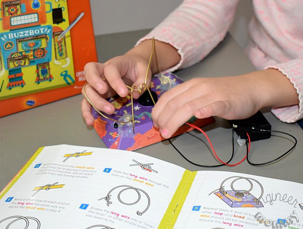 Amazing Making Science Fun With Circuit Games Engineer Mommy Wiring Cloud Genionhyedimohammedshrineorg