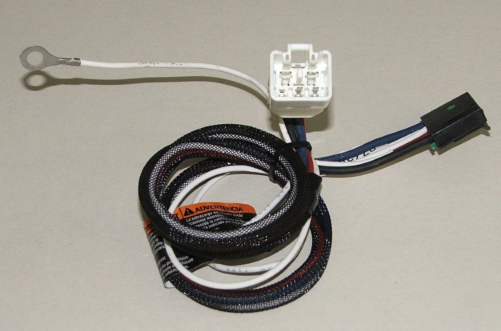 Incredible Toyota Truck Electric Trailer Brake Control Wiring Harness Wiring Cloud Overrenstrafr09Org