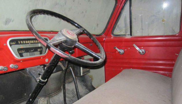 Pleasing 6 000 Original Miles 1955 Ford F250 Wiring Cloud Timewinrebemohammedshrineorg