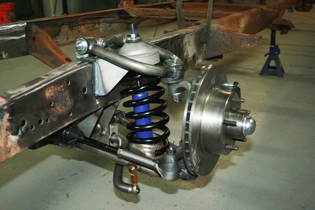 Fine Cure Those Suspension Woes With Tci Engineerings 55 59 Chevy Ifs Wiring Cloud Ostrrenstrafr09Org