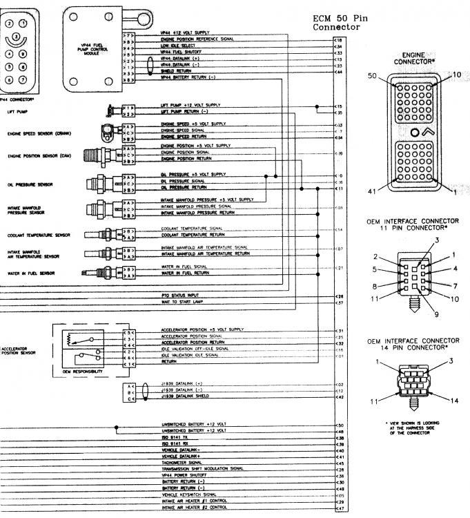 SS_8281] Cummins Ecm Wiring Diagram 4 5 Engine Free Diagram