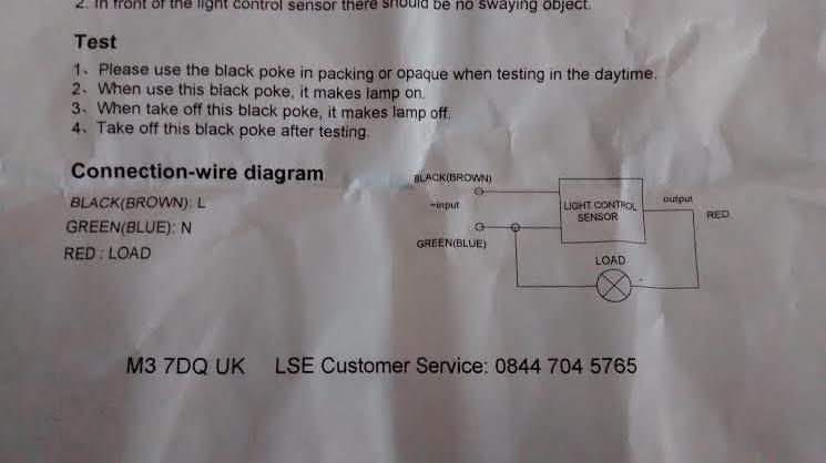 [SCHEMATICS_4NL]  Brinks Dusk To Dawn Light Wiring Diagram - wiring diagrams schematics   Brinks Dusk To Dawn Light Wiring Diagram      wiring diagrams schematics