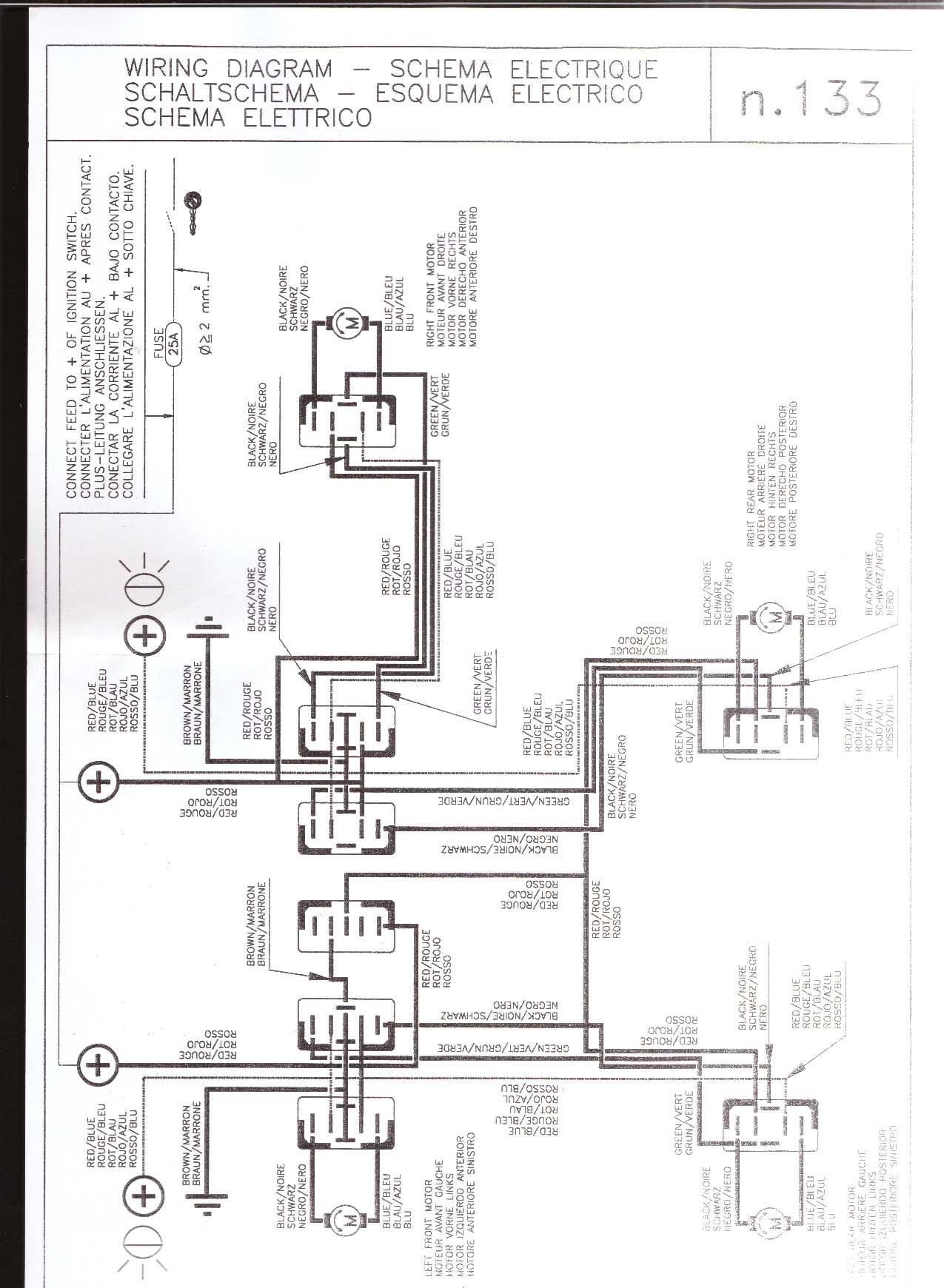 Rs 9772 Power Window Switch Kits On Electric Life Power Window Switch Wiring Free Diagram