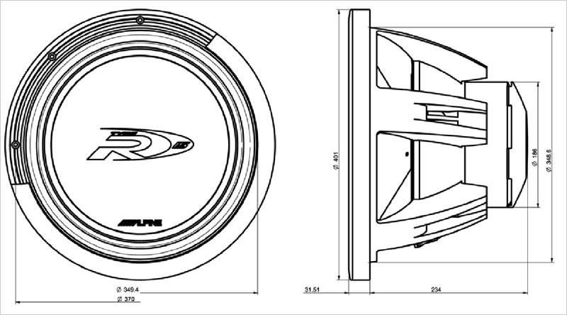 Alpine Type S Sub Wiring Diagram