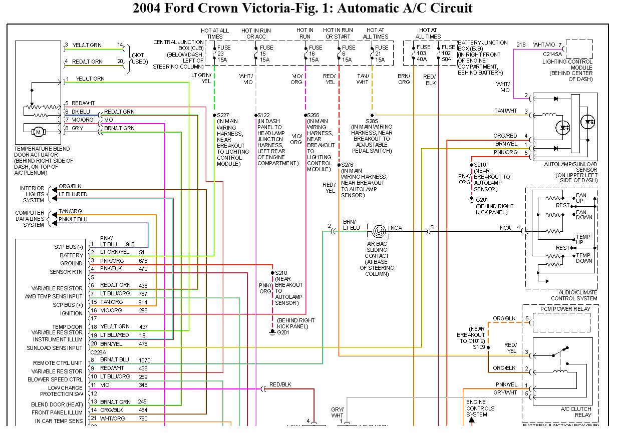 crown victoria 2011 wiring diagram - wiring diagram data 2005 ford crown victoria radio wiring diagram  tennisabtlg-tus-erfenbach.de