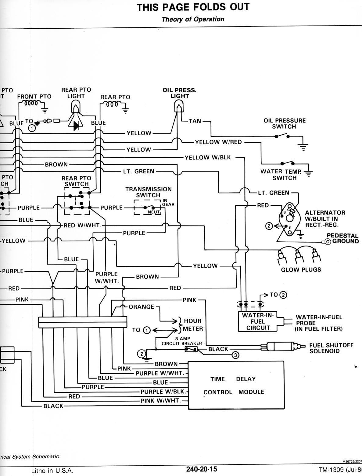 [SF_0340] 1070 Case Wiring Diagram Free Diagram