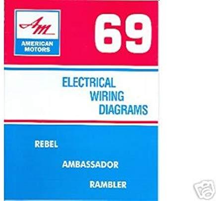 Marvelous 1969 Amc Javelin Amx Wiring Diagram Manual American Motors Wiring Cloud Eachirenstrafr09Org