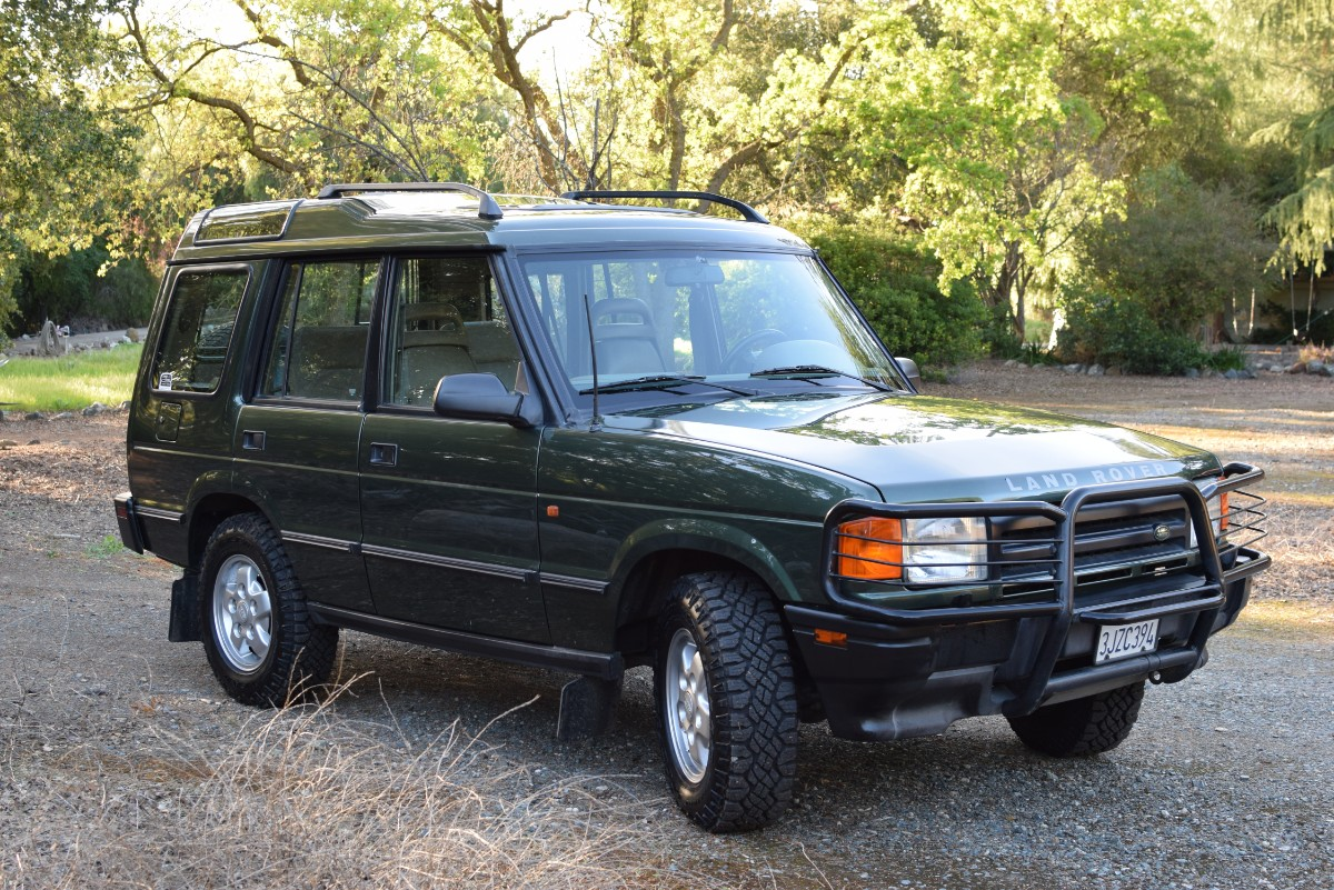 Groovy 1994 Land Rover Discovery Se7 Records From New Second Daily Classics Wiring Cloud Xempagosophoxytasticioscodnessplanboapumohammedshrineorg