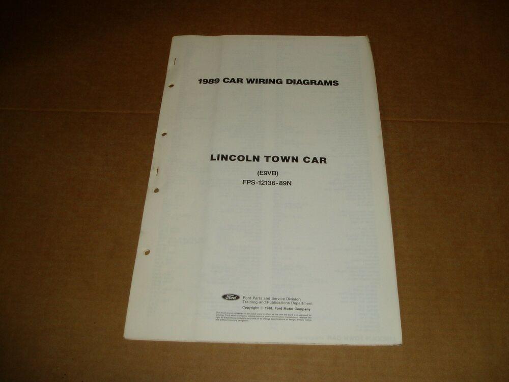 Dy 3758 1989 Lincoln Town Car Engine Diagram Wiring Schematic Schematic Wiring