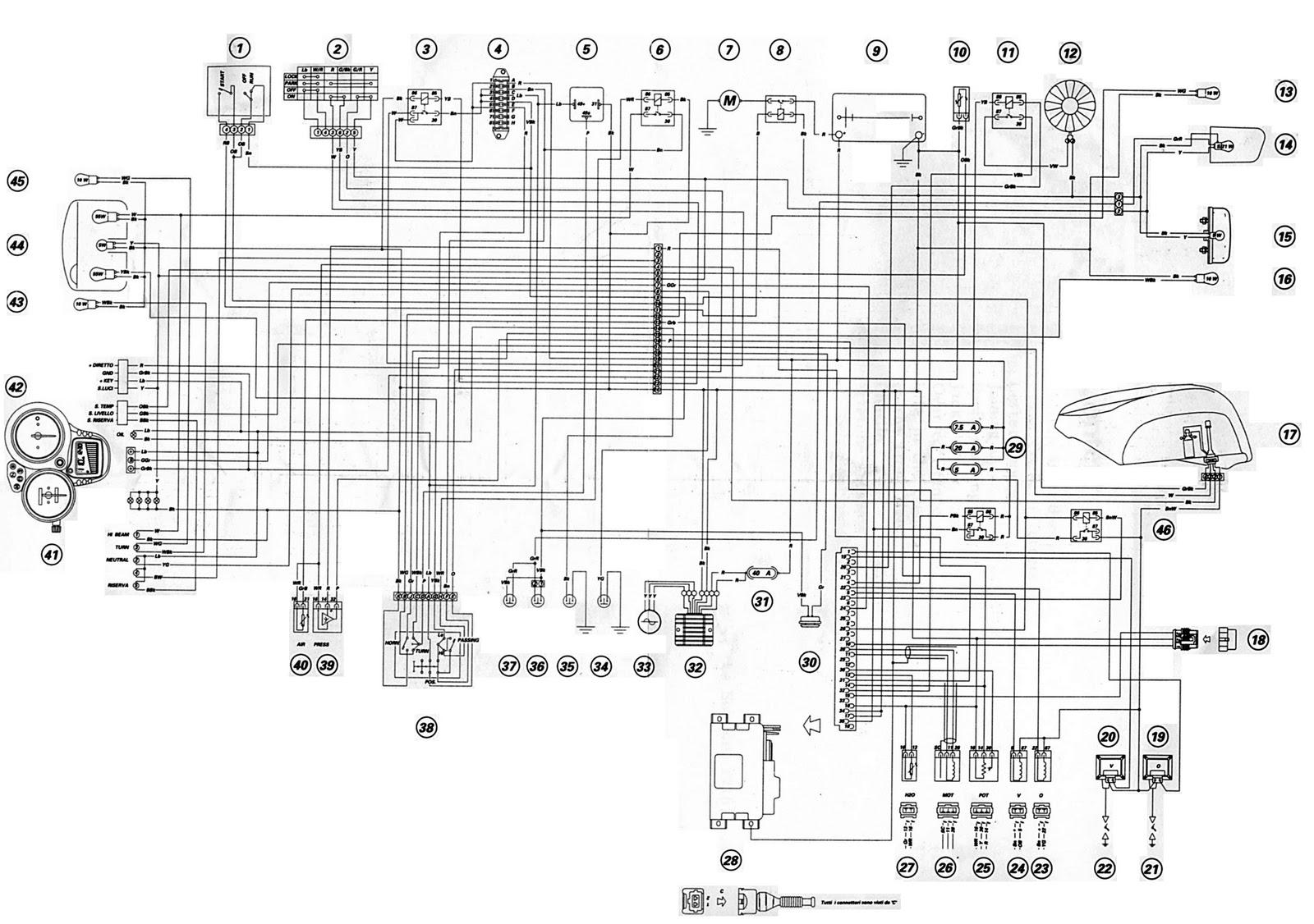 ducati regulator wiring diagram ducati multistrada 1100 wiring diagram wiring diagram schematics  ducati multistrada 1100 wiring diagram