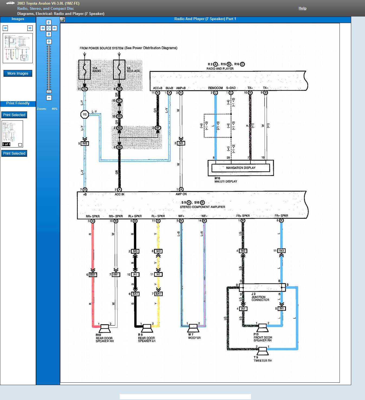 toyota avalon radio wiring diagram free picture - wiring diagram book  huge-mode - huge-mode.prolocoisoletremiti.it  prolocoisoletremiti.it