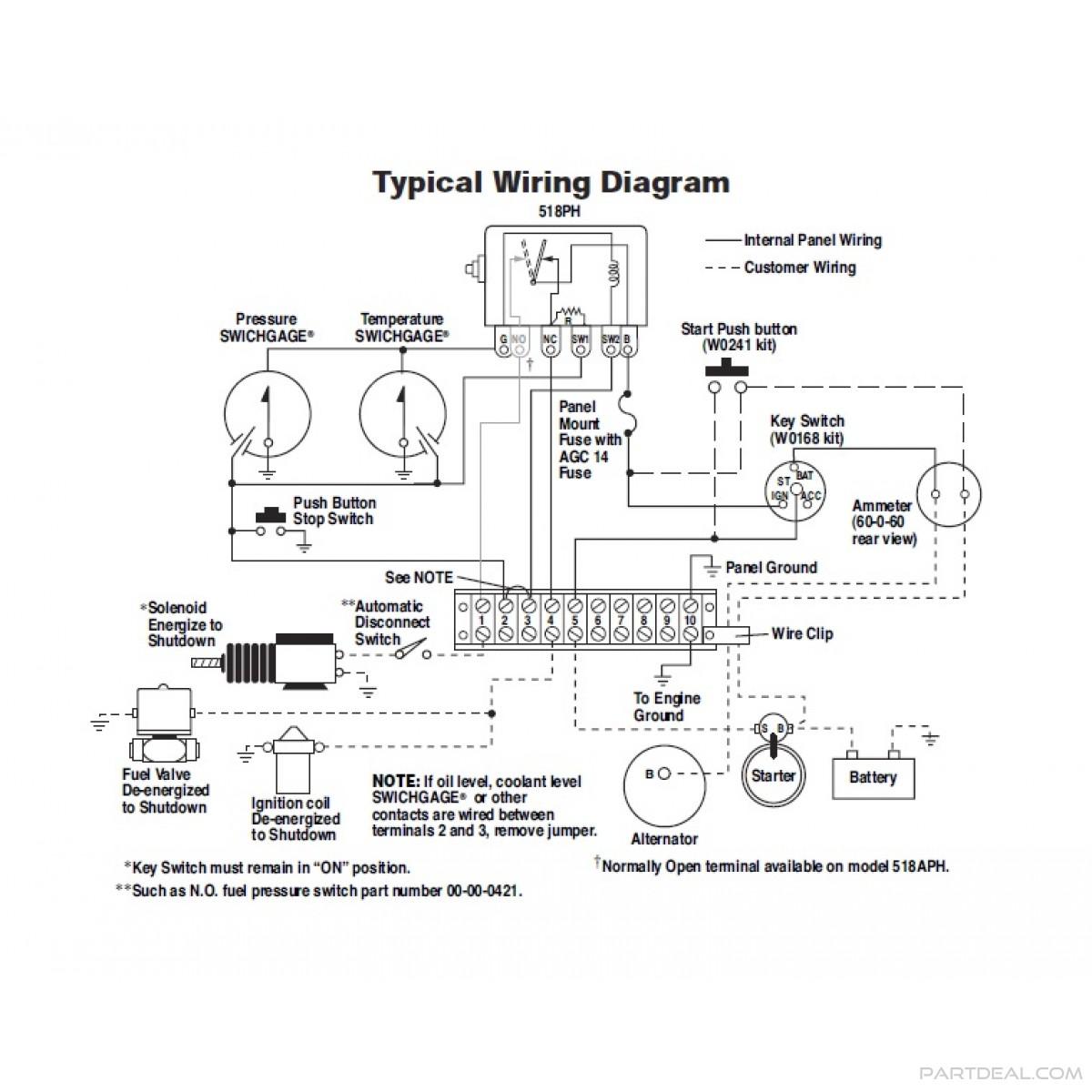 Lv 7769 Stewart Warner Fuel Gauge Wiring Diagram Schematic Wiring