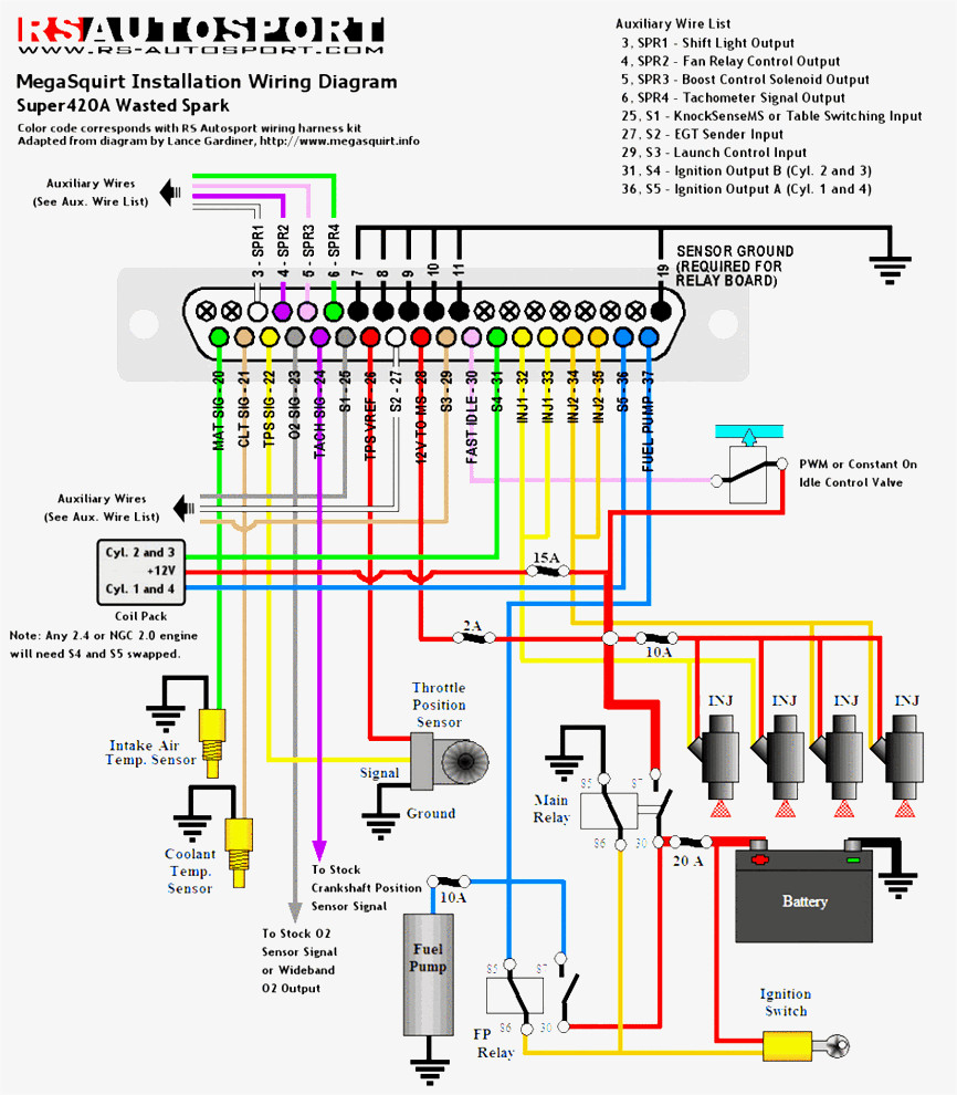 2000 Neon Wiring Diagram