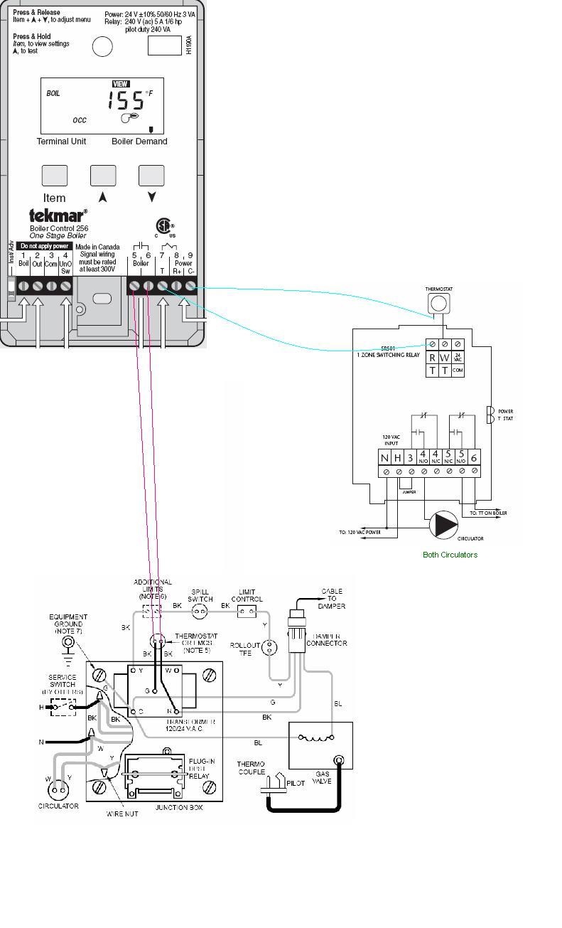 RF_2636] Taco 006 Circulator Wiring Diagram Free Diagram