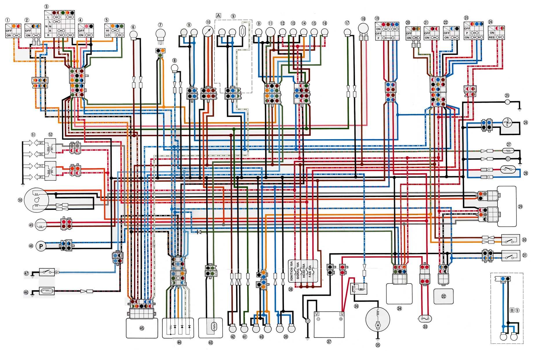 yamaha srx wiring diagram | wiring diagram data formal  floretina.com
