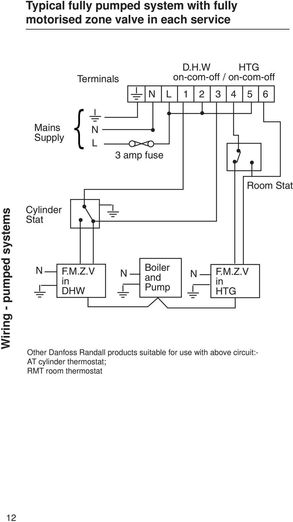 Drayton Lp241 Wiring Diagram