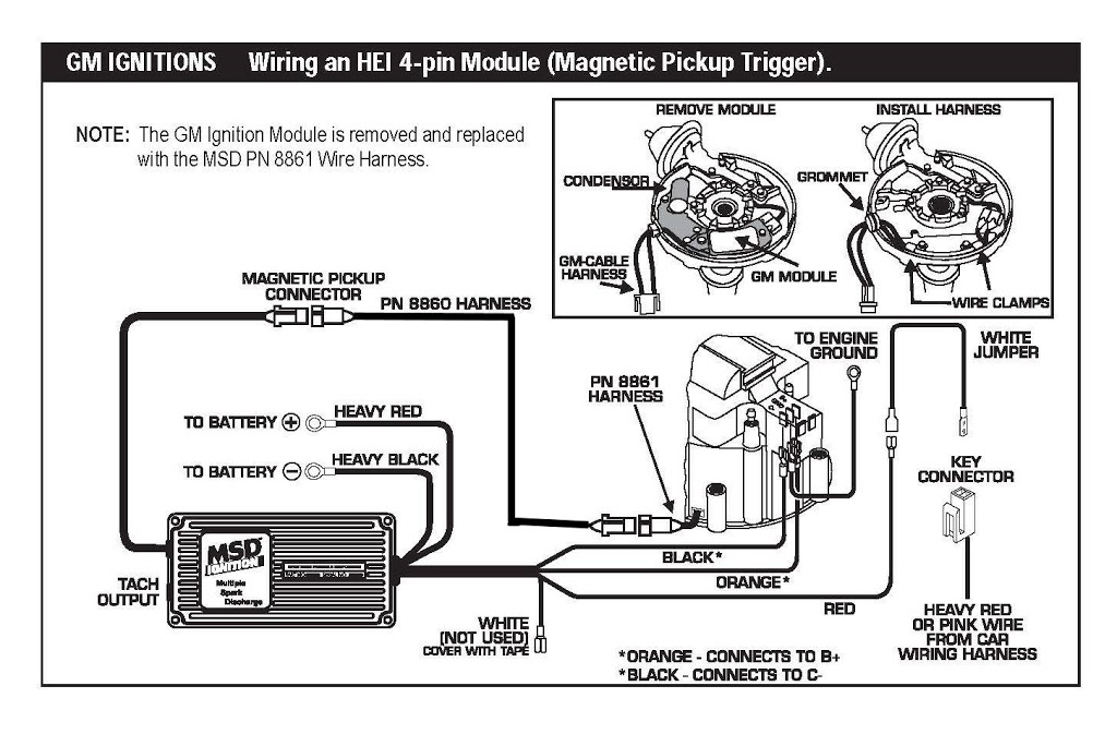 Msd 6a Wiring Diagram Chevy