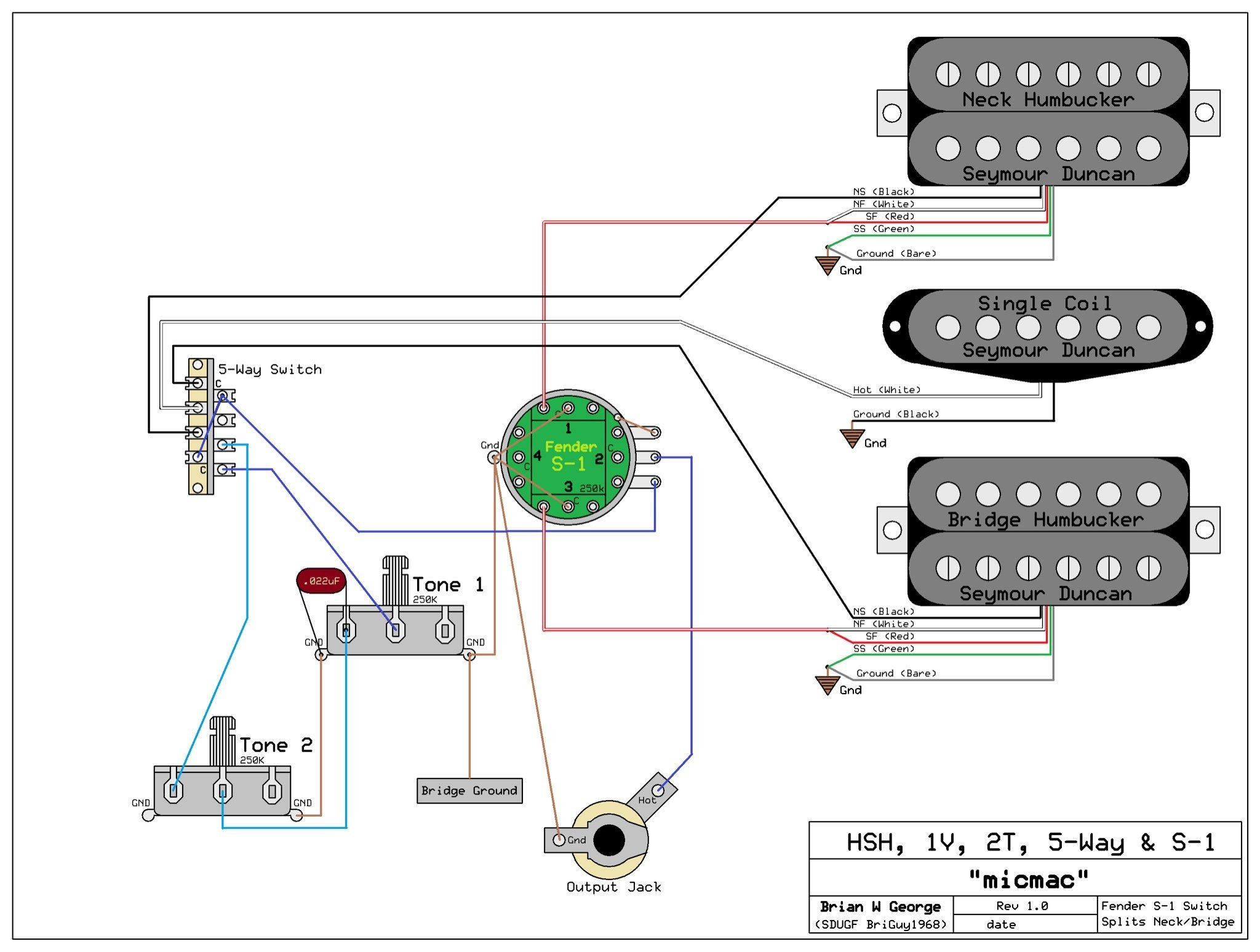 [SCHEMATICS_4US]  Guitar Wiring Diagrams Explained - 2012 Chevy Equinox Backup Camera Wiring  Diagram for Wiring Diagram Schematics | Brian May Guitar Wiring Diagram |  | Wiring Diagram Schematics