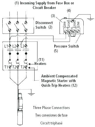 Kl 4210 Square D Well Pressure Switch Wiring Diagram Schematic Wiring
