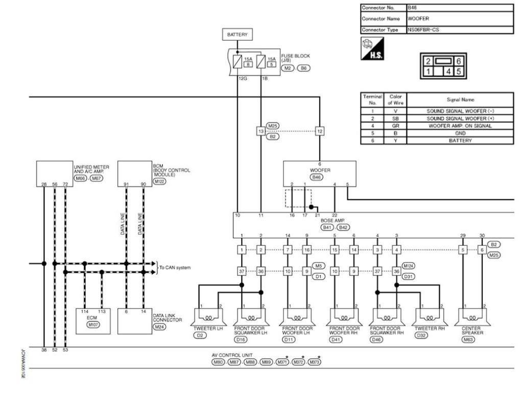 Bose W140 Wiring Diagram - 2000 Caravan Wiring Schematic Free Picture  Diagram - schematics-source.2020ok-jiwa.jeanjaures37.frWiring Diagram Resource