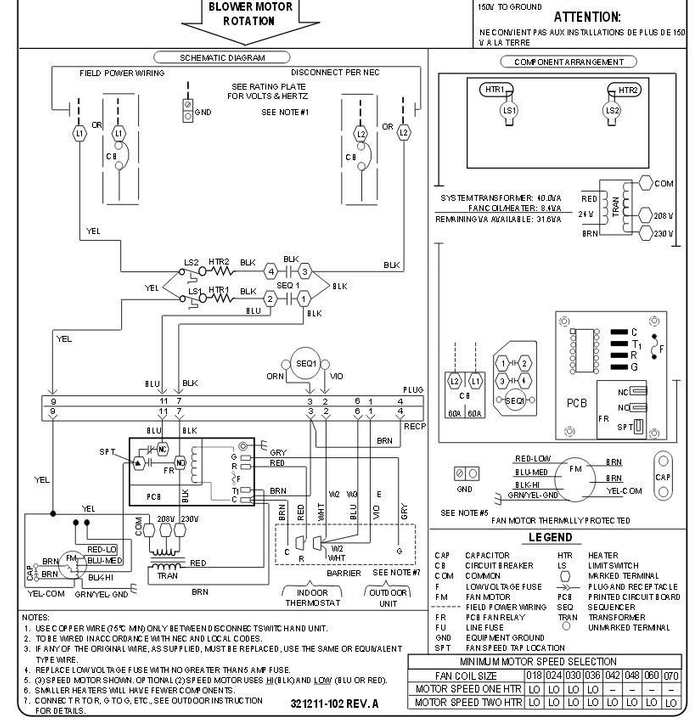 Carrier Wiring Diagrams On Diagram
