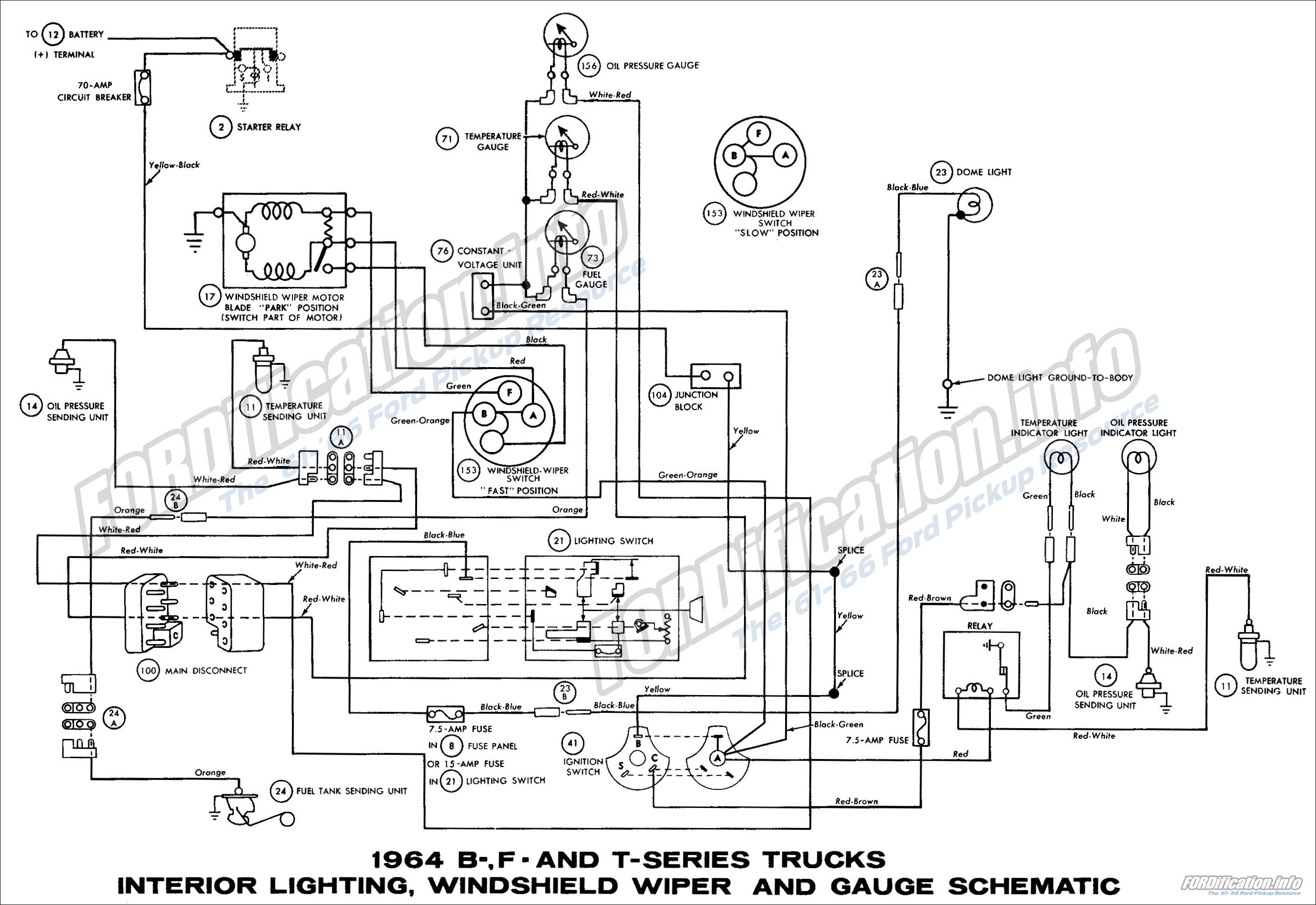 Tk 3844  64 Mustang Wiring Diagram Download Diagram
