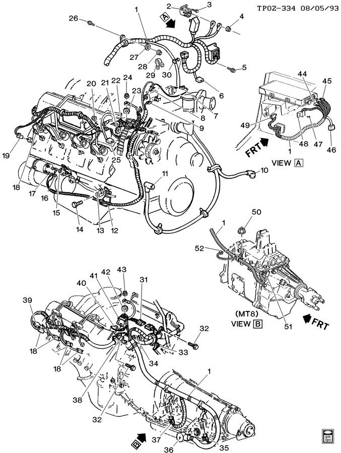 Ford 302 Spark Plug Wiring Diagram - Collection