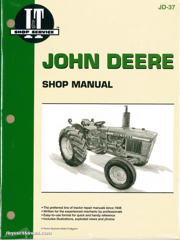 Fabulous John Deere 1020 1520 1530 2020 2030 Tractor Workshop Manual Wiring Cloud Cranvenetmohammedshrineorg