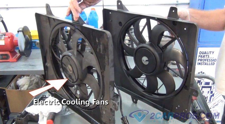 Cool How Radiator Cooling Fans Work Explained In Under 5 Minutes Wiring Cloud Biosomenaidewilluminateatxorg