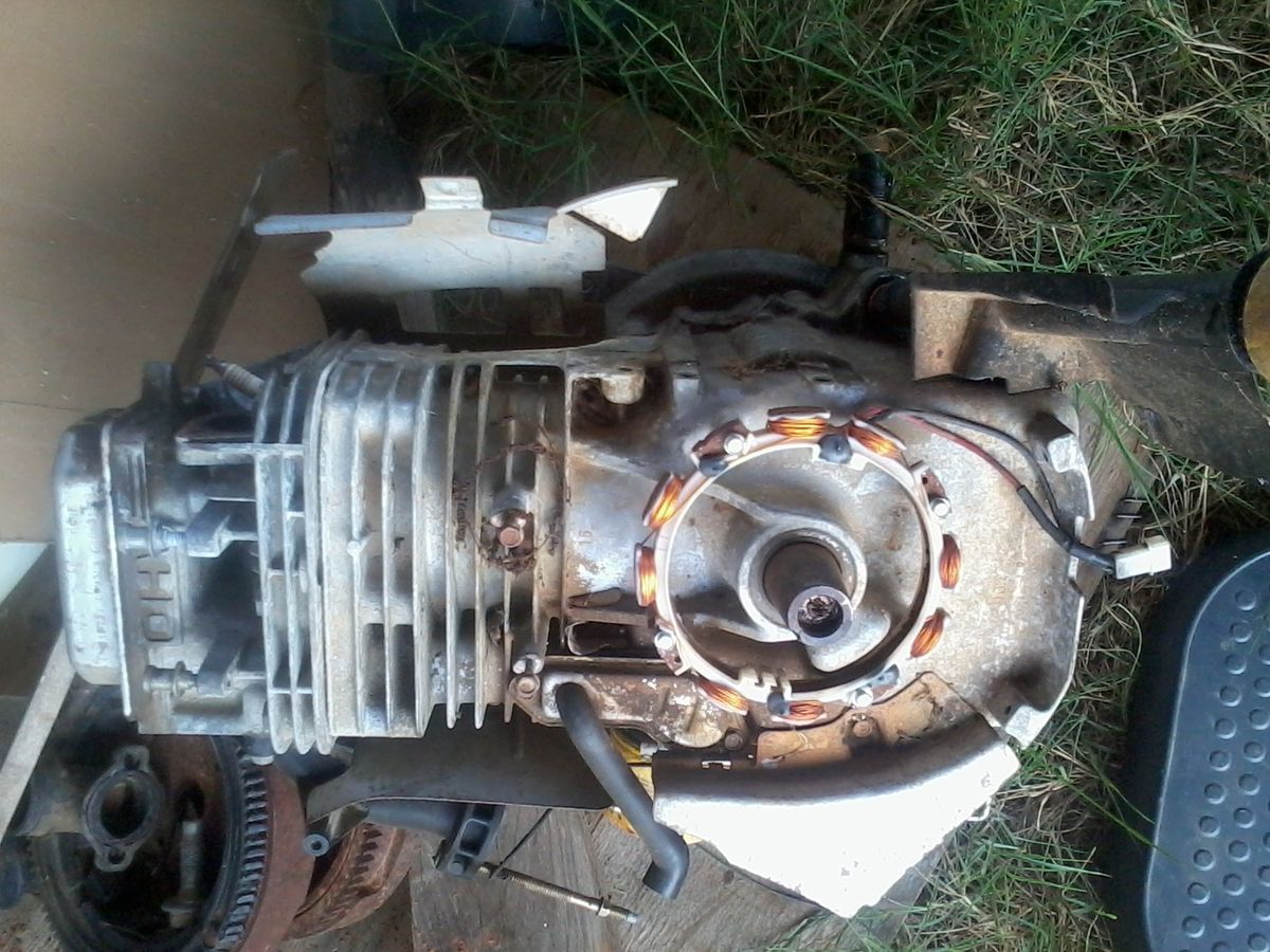 Briggs And Stratton 18 5 Hp Engine