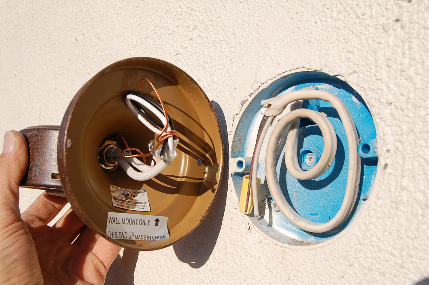 Tg 4424 Wiring For Outside Wall Lights