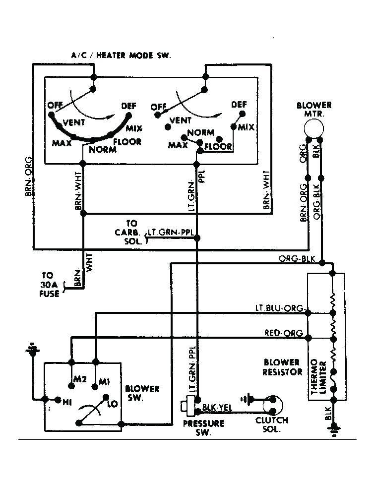 Yo 9151  Ford Econoline E350 Blower Wiring Schematic