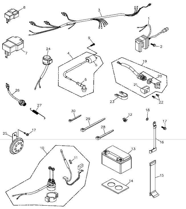 VV_5887] Adly Thunderbike Scooter Wiring Diagram Wiring Diagram   Adly 50cc Atv Wiring      Crove Greas Benkeme Mohammedshrine Librar Wiring 101